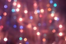圣诞节灯光背景素材