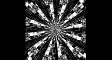 方格子循环特效展示