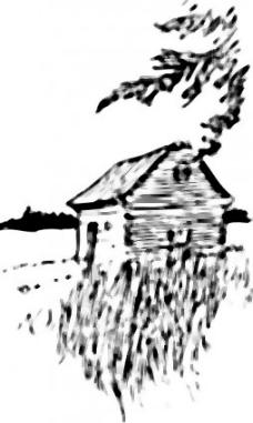 熊猫竹子图案图片