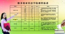 培训班课程表