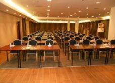 会议室培训室内景
