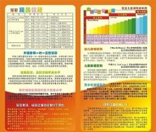 英语培训学校传单