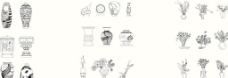 CAD家居装饰源文件