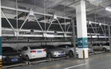 地下立体停车库图片