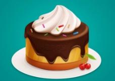蛋糕ICON图片