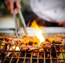 烧烤 烤肉 BBQ图片