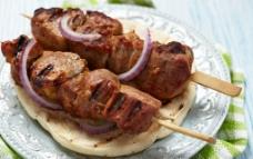 烤肉 快餐图片
