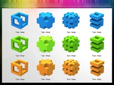 3D模型展示PPT