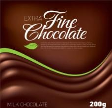 巧克力设计图片