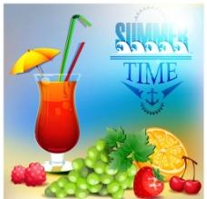 夏季冷饮饮料图片