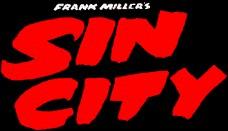 罪恶之城的字体