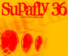 supafly 36字体