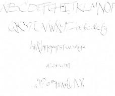 幼鹿的字体