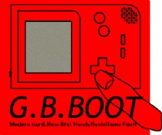 g.b.boot字体