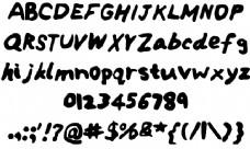 iysdeadendstreet字体