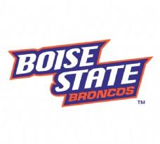 Boise_State_Broncos(2) logo设计欣赏 Boise_State_Broncos(2)大学LOGO下载标志设计欣赏