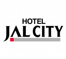 JAL_City_Hotel logo设计欣赏 JAL_City_Hotel著名酒店标志下载标志设计欣赏