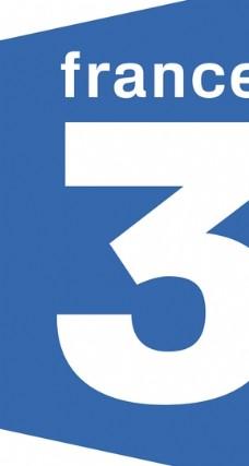 France3 logo设计欣赏 France3广电机构标志下载标志设计欣赏