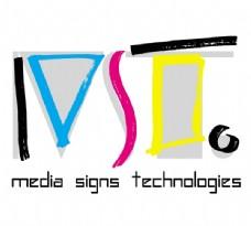 Media_Signs_Technologies logo设计欣赏 Media_Signs_Technologies工作室LOGO下载标志设计欣赏