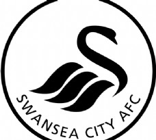 Swansea_City_07_08 logo设计欣赏 Swansea_City_07_08体育LOGO下载标志设计欣赏