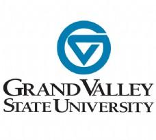 Grand_Valley_State_University logo设计欣赏 Grand_Valley_State_University培训机构标志下载标志设计欣赏