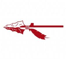 Florida_State_Seminoles(1) logo设计欣赏 Florida_State_Seminoles(1)教育机构LOGO下载标志设计欣赏