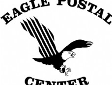Eagle_Postal_Center logo设计欣赏 Eagle_Postal_Center服务公司LOGO下载标志设计欣赏