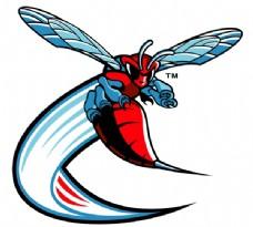 Delaware_State_Hornets(5) logo设计欣赏 Delaware_State_Hornets(5)教育机构标志下载标志设计欣赏