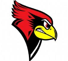 Illinois_State_Redbird(1) logo设计欣赏 Illinois_State_Redbird(1)培训机构LOGO下载标志设计欣赏