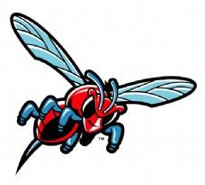 Delaware_State_Hornets(3) logo设计欣赏 Delaware_State_Hornets(3)教育机构标志下载标志设计欣赏