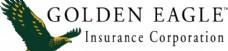 Golden_Eagle logo设计欣赏 Golden_Eagle保险公司LOGO下载标志设计欣赏