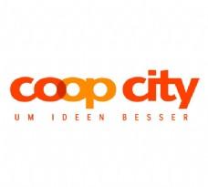 Coop_City_Claim logo设计欣赏 Coop_City_Claim知名饮料标志下载标志设计欣赏