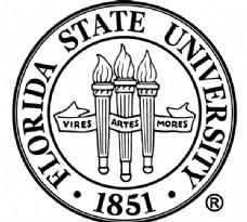 Florida_State_University(1) logo设计欣赏 Florida_State_University(1)教育机构LOGO下载标志设计欣赏
