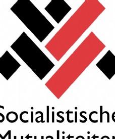 Socialistische_Mutualiteiten logo设计欣赏 Socialistische_Mutualiteiten保健组织标志下载标志设计欣赏