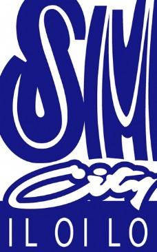 SM_City logo设计欣赏 SM_City工厂企业标志下载标志设计欣赏