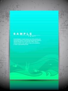 摘要背景水溅和空间为您的文本可以作为传单
