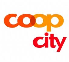 Coop_City logo设计欣赏 Coop_City知名饮料标志下载标志设计欣赏
