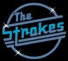 The_Strokes(1) logo设计欣赏 The_Strokes(1)CD公司LOGO下载标志设计欣赏