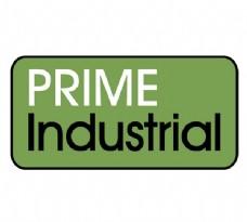PrimeIndustrial logo设计欣赏 PrimeIndustrial重工业标志下载标志设计欣赏