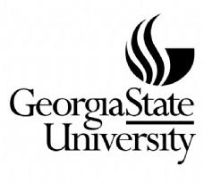 Georgia_State_University logo设计欣赏 Georgia_State_University培训机构标志下载标志设计欣赏