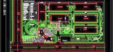 工业园厂房环境布置规划