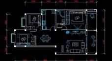 三室一厅装修方案