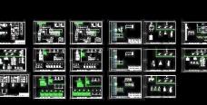 工厂电气配电原理图