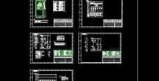 低压动力柜电机控制原理图