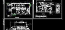 喷泉水处理设备房设计施工图