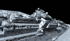 忠诚级的重型星际驱逐图片