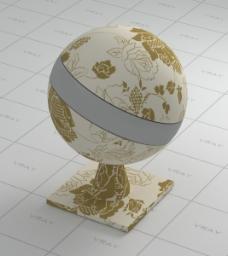 墙纸材质球