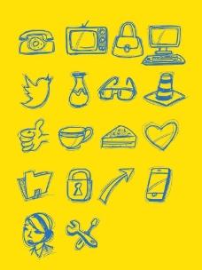 涂鸦icon图片