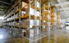 仓储物流货物运输图片