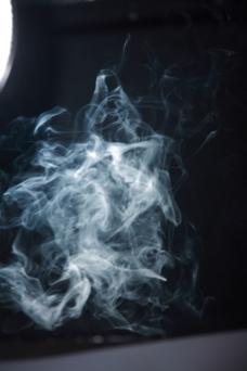 白色烟雾素材